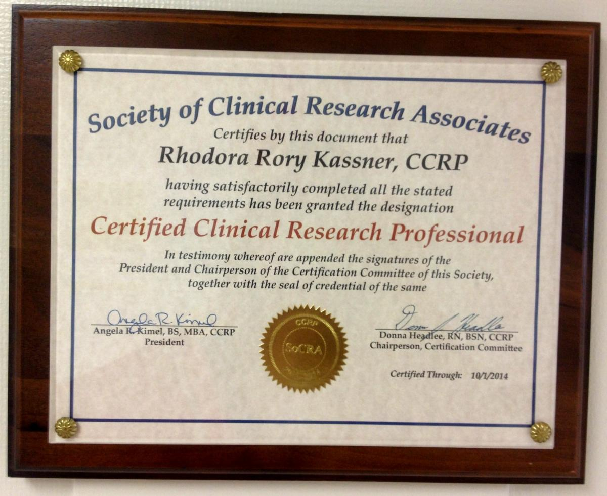 Downloadable Resources Clinical Research Unit Georgetown